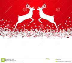 merry christmas background with snowflakes royalty free stock