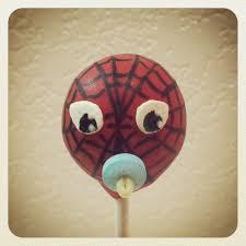 vypassetti cake pops superhero baby shower