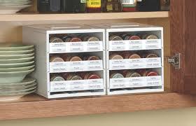 carousel spice racks for kitchen cabinets spice organizer for cupboard kolyorove com