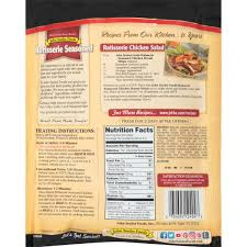 john soules foods rotisserie style chicken breast strips 8 oz