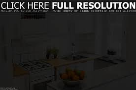 kitchen mirrored backsplash white modern cabinets industrial cool