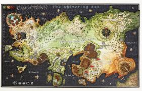 Essos Map Amazon Com 4d Cityscape 4d Game Of Thrones Essos Time Puzzle