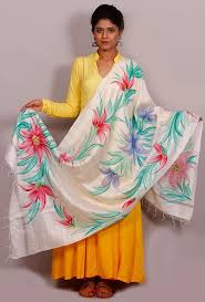 519 best hand painted kurti u0026saree images on pinterest indian