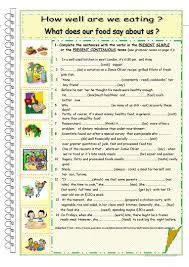 156 free esl present continuous tense worksheets