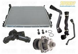 bmw 323i 1999 parts e46coolingpack complete cooling system overhaul package 1999