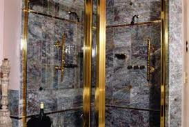 Painting Aluminum Screen Enclosures by How To Paint A Metal Shower Enclosure Home Guides Sf Gate