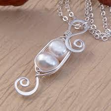 2 peas in a pod jewelry pea pod necklace
