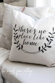best 25 decorative pillows ideas on pinterest accent pillows there s no place like home pillow
