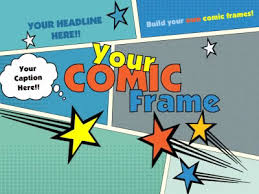 powerpoint comic book template your comic frame a powerpoint