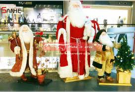 Commercial Christmas Window Decorations by Outdoor Commercial Christmas Decorations Christmas Santa Claus