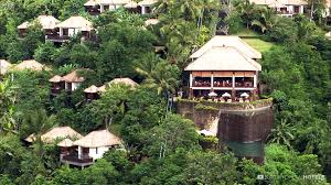 Honeymoon Cottages Ubud by Luxury Hotel Ubud Hanging Gardens Bali Indonesia Luxury Dream