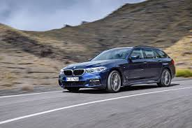 2017 bmw 5 series touring joins high tech 5 series saloon evo
