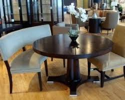dining room bench seating with backs home design amusing curved dining bench with back room banquette