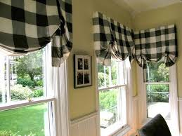 breathtaking black and white kitchen valances 45 for new trends