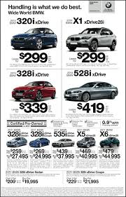 new u0026 pre owned bmw weekly bmw specials wide world bmw in new york