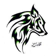 tribal wolf search tribal wolf