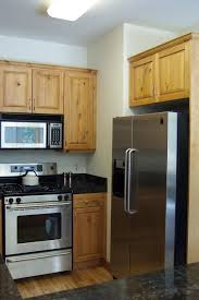 designs for a small kitchen designing small kitchens with modern refrigerator with double