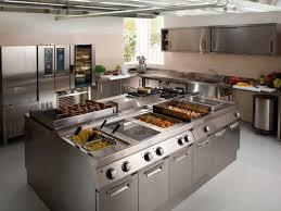 restaurant kitchen design ideas stainless steel commercial kitchen equipment restaurant