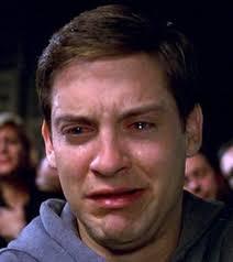 Meme Generatos - crying peter parker meme generator imgflip