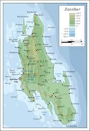 Tanzania Map Map Of Zanzibar Tanzania Worldofmaps Net Online Maps And
