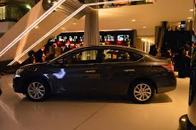 nissan sentra 2013 modified nissan sentra 2013 ushers premium into compact space