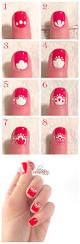 desien top 50 latest and simple nail art designs for beginners 2017