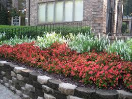 Summer Flower Garden Ideas - flower bed ideas davis lawn care