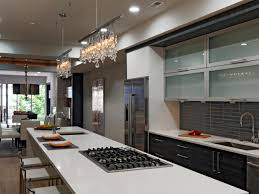 Modern Track Lighting by Kitchen Design Photos Modern Trends Also Crystal Island Lighting