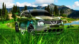 green nissan juke nissan juke r crystal nature car 2013 el tony