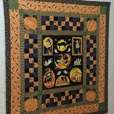 debby brown quilts quilt retreat sewing halloween quilt