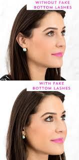 How Long Can You Wear False Eyelashes Why You Should Wear Fake Eyelashes On Your Bottom Lash Line Brit