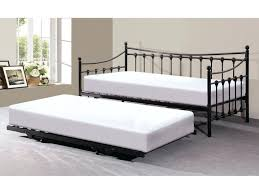 White Metal Daybed With Trundle Daybed Iron Daybed Trundle Metal Daybed Trundle White Iron