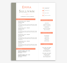 ms word templates u2014 3 pk modern resume 2 pages cover letter