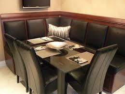 nook table set corner nook pub table pedestal kitchen nook table