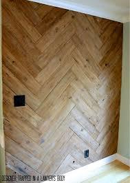 rivestimenti interni in legno rivestimenti in legno fai da te con i pallet riciclati