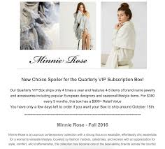 5th avenue style vip quarterly box spoiler 3 50 coupon my