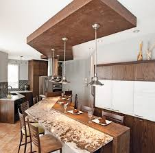comptoir de c駻amique cuisine les 10 matières tendance pour la cuisine galeries de décors