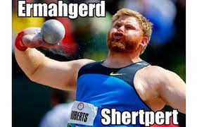 Track And Field Memes - 49 star wars the funniest ermahgerd memes complex