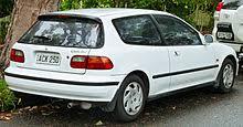 honda hatchback 1993 honda civic fifth generation