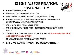 streetgames annual conference 2014 fundraising for financial