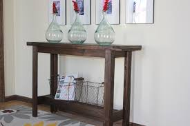 Entrance Console Table Furniture Inspiration Of Entrance Console Table Furniture And Wonderful