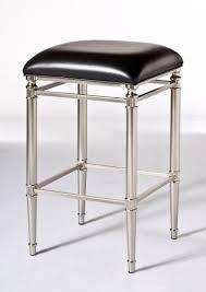 furniture stool bars short bar stools with backs silver bar