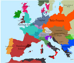 Western Europe Map by Western Europe Alternate History 1702 By Turtlekipps33 On Deviantart