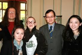 bureau de repr駸entation de taipei en ambassadrice de la culture 永遠的文化使者 françoise zylberberg 施蘭芳