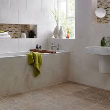 Laminate Flooring Tile Effect B Q Savino Earth Marble Effect Ceramic Wall U0026 Floor Tile Pack Of 8