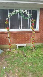 wedding arches louisville ky wedding arch or garden arch home garden in louisville ky