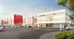 toyota company toyota city u2013 gulf consult