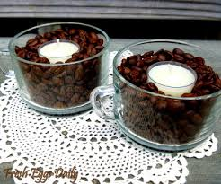 coffee bean candle coffee bean candle holders fresh eggs daily