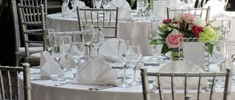 wedding table and chair rentals party solutions chair rentals