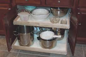 Pull Out Shelves Verses Deep Drawer Storage Which Is Bexst For - Kitchen cabinets pull out shelves